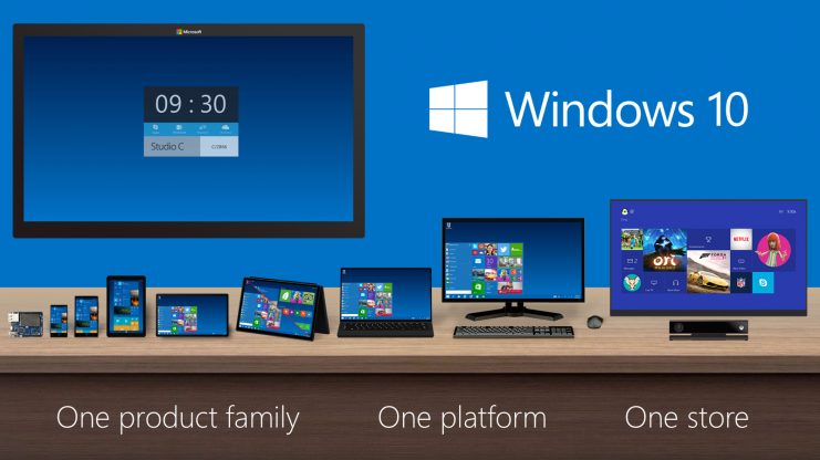 Announcing Windows 10